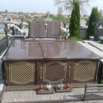 Grobowce Marek Grudzień Iwaniska