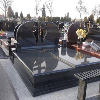 Nagrobki podwójne Marek Grudzień Iwaniska